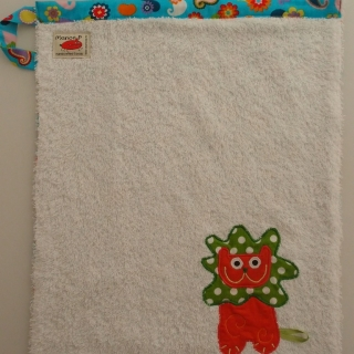 Handtuch Kindergartenhandtuch asciugamano Löwe leone lion - MarionP Kinderaccessoires accessori bimbi