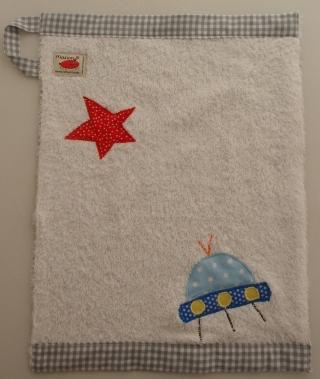 Handtuch Kindergartenhandtuch asciugamano towel - MarionP Kinderaccessoires accessori  bimbi