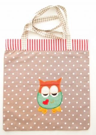 Tasche Tragetasche Einkaufstasche Schultertasche Stofftasche borsa borsone sacchetto - MarionP Kinderaccessoires accessori bimbi