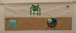 Wallbag Wandtasche porta accessori a muro porta utensili decorazione a muro - MarionP - Marion Pramstrahler Giacomuzzi Kinderaccessoires Kindersachen Südtirol