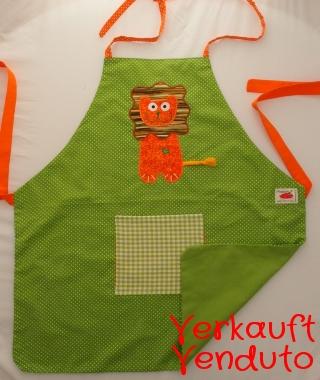 Schürze Kinderschürze Kindergartenschürze grembiule abbigliamento bambini apron - MarionP -  Kinderaccessoires Kindersachen Südtirol