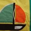 Krabbeldecke Spieldecke Kinderdecke Babydecke Kuscheldecke Segeln Segelboot Steuerrad Leuchtturm Anker trapunta per gattonare trapunta carponi trapunta gattoni trapunta bimbo vela barca a vela timone ancora faro - MarionP