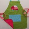 Schürze Kinderschürze Kindergartenschürze grembiule abbigliamento bambini apron Elefant elefante elephant - MarionP -  Kinderaccessoires Kindersachen Südtirol